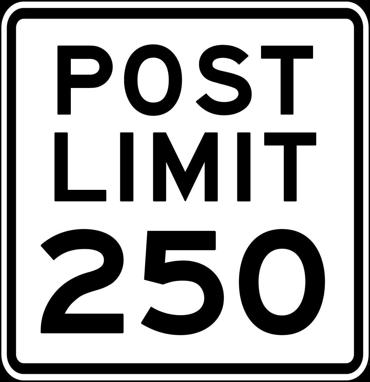 Post Limit Checker
